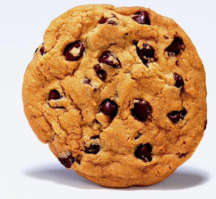 Amerikai Csokis Keksz / Chocolate Chip Cookie       Hozzávalók (kis adaghoz):  20 dkg liszt  fél csomag sütőpor  15 dkg kristálycukor  1 cs...
