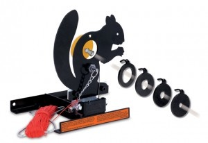 GAMO SQUIRREL TARGET WITH REPLACEABLE BULLSEYE