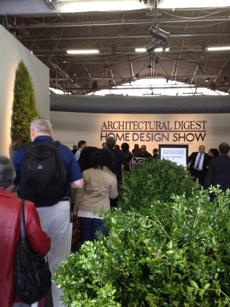 Architectural Digest Home Design Show 2012 Worth the Wait
