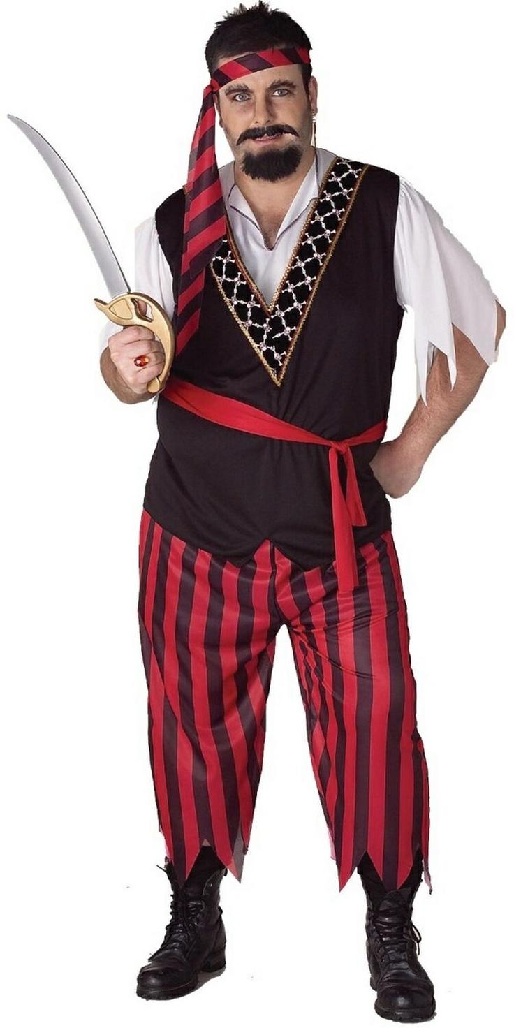 Pirate Adult Costume 121
