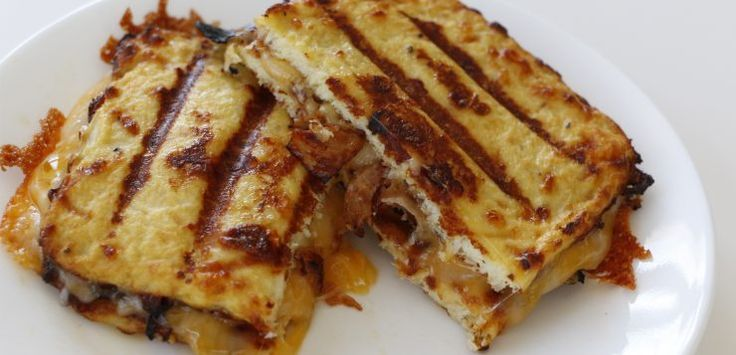 This Cauliflower Grilled Cheese Will Make You Forget About Bread Completely – Diet Program