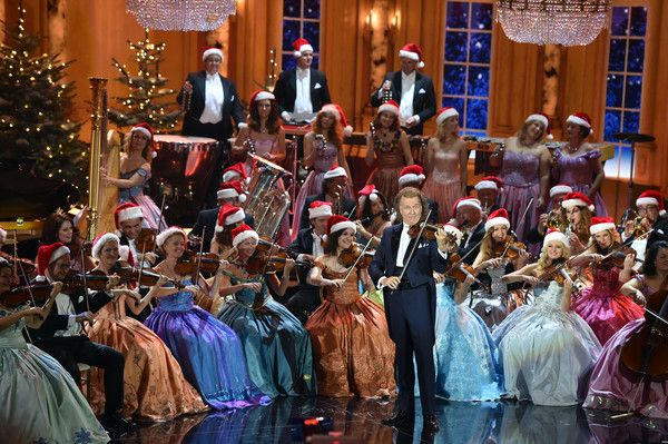 Andre Rieu Photos - Andre Rieu during the tv show 'Heiligabend mit Carmen Nebel' on November 23, 2016 in Munich, Germany. The show will air on December 24, 2016. - Andre Rieu Photos - 11 of 343