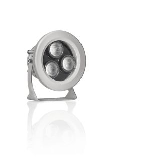 LED Gartenstrahler 24W RGBW Dimmbar, steuerbar 24V DC