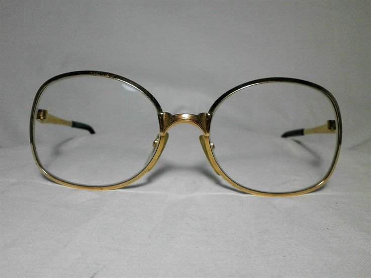 Metzler Germany, 22kt gold filled, eyeglasses frame, womens, rare, hyper vintage by FineFrameZ on Etsy