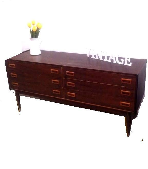 """Mobile Vintage anni 50  Tipo """"Sideboard"""""""