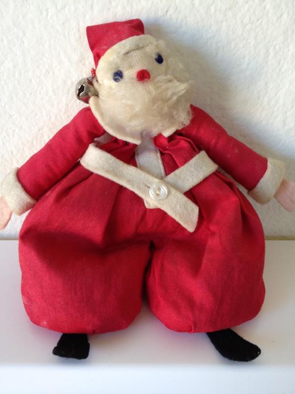Stefanie Eskander: Santa Dolls, Madame Alexanderdol