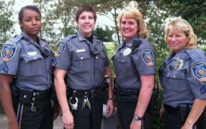 Female Police Officers. Read on, very interesting.
