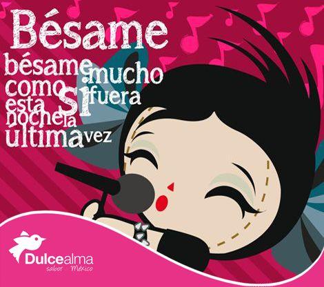 Encuentra lo dulce de las tradiciones mexicanas en cualquier rincón. #DulceTradición #DulceAlma