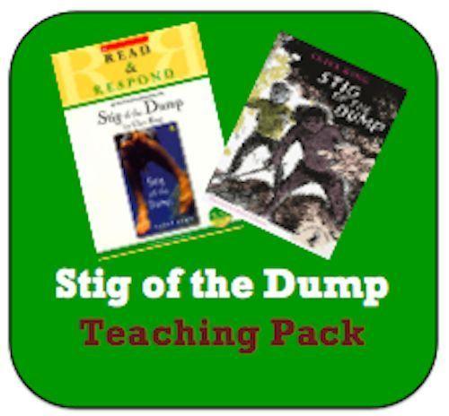 Stig of the Dump Pack Ks2