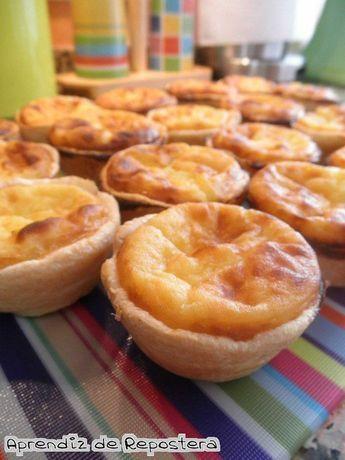 Los pasteles de Belem son unos pequeños dulces que elaboran en una pastelería de Lisboa, muy cerca de la Torre de Belem. La receta es un...