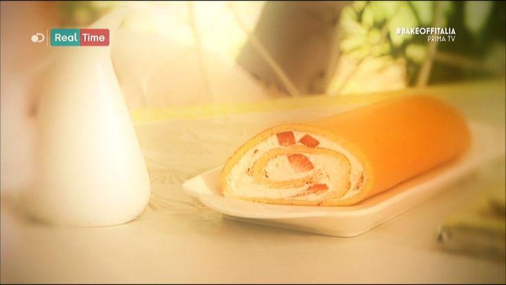 Da Bake Off le ricette di Ernst Knam: il rotolonen alle fragole | Ultime Notizie Flash