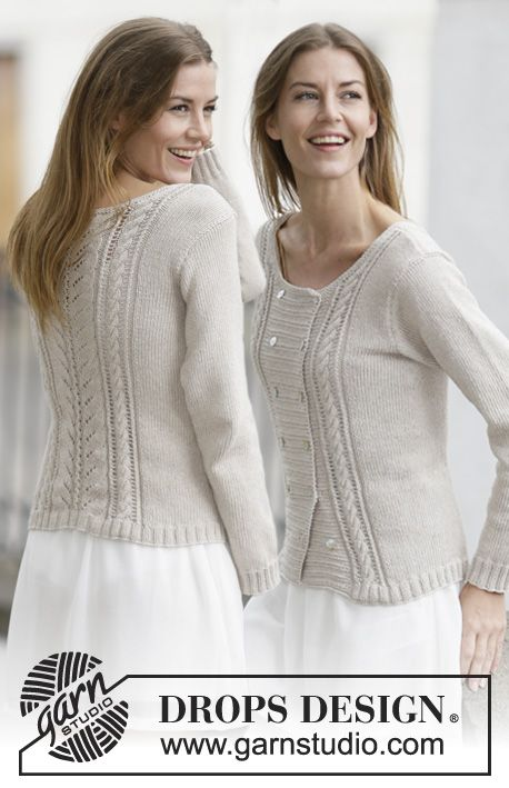 1489 best tejido dos agujas images on Pinterest | Jackets, Knitting ...