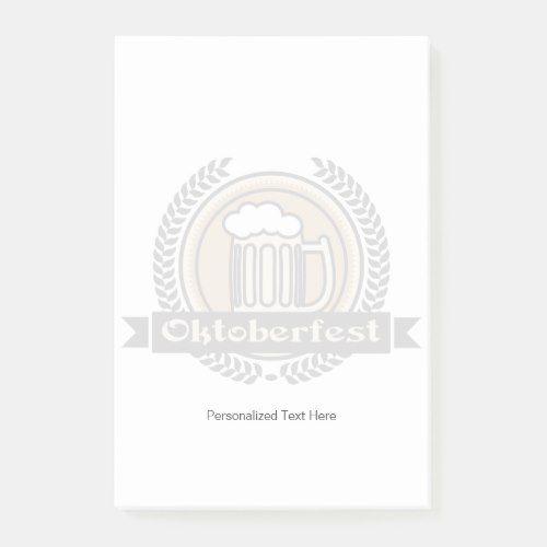 Oktoberfest-Bier-Ikone oder Aufkleber-Haftnotiz | Zazzle – OKTOBERFEST Personalized Gifts