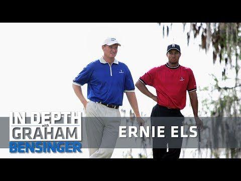 Graham Bensinger: Ernie Els: It pains me to praise Tiger Woods