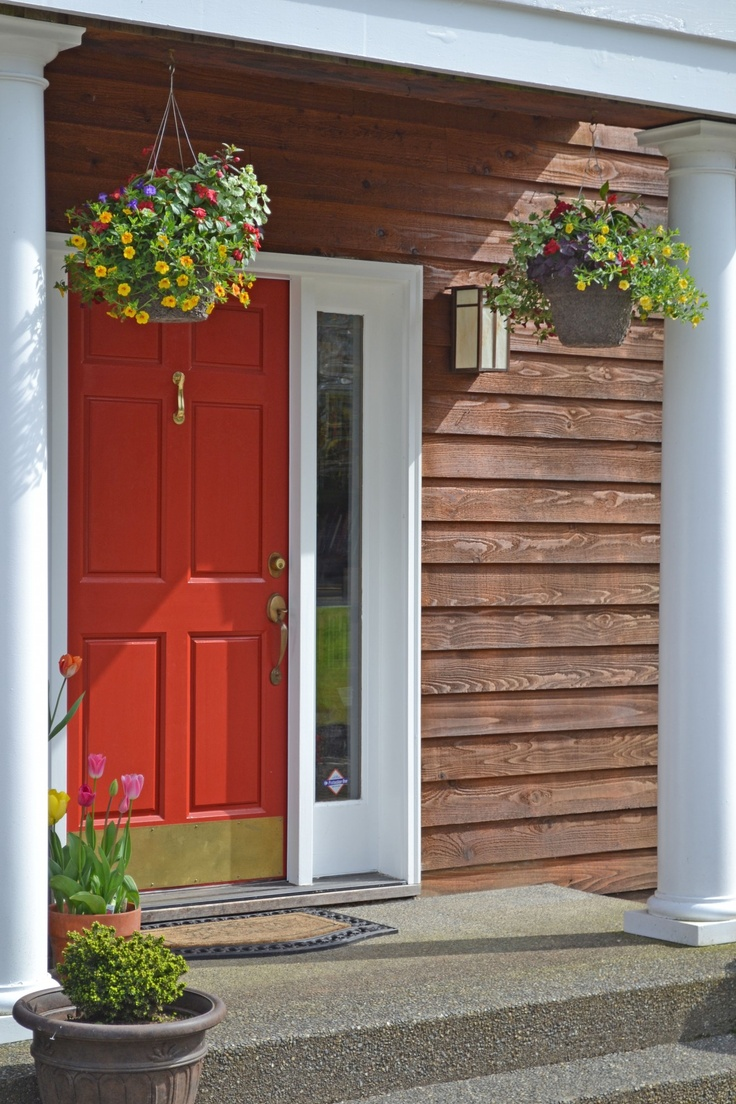 17 Best Outside House Colors Images On Pinterest Home Ideas Red Doors And Craft Ideas