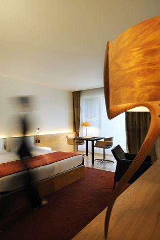 Junior Suite, Omm Hotel - Barcelona, Spain
