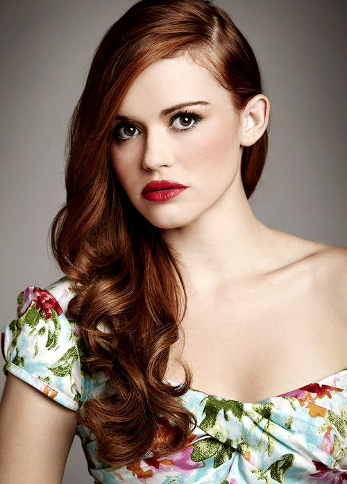 Holland Roden beautiful color
