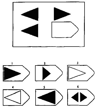 Прогрессивные матрицы Равена (тест Равена) Серия B