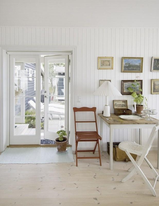 ahhh la la: A house over the sea in Denmark