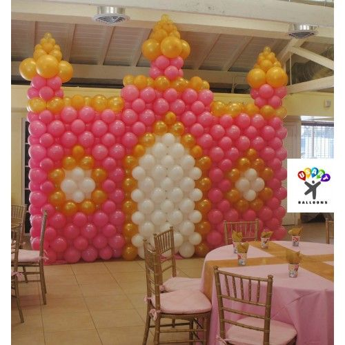 261 best photo frames and balloon walls images on Pinterest