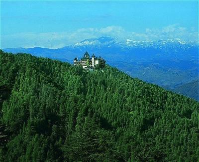 The Oberoi Wildflower Hall Hotel, Shimla