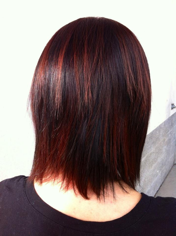 ... foils red hair | hair by yovanka | Pinterest | Red hair, 3d and Hair