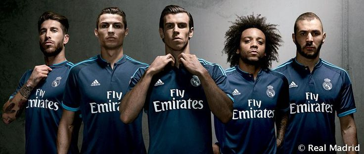 Champions League kits for 2015/16 by #adidas. Only perfect counts. #halamadrid