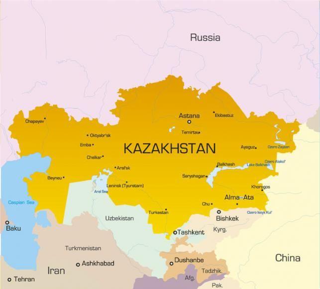 Kazahsztán - PROAKTIVdirekt Életmód magazin és hírek - proaktivdirekt.com
