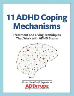 Most people don't understand how an ADHD brain is wired. Well-meaning parents, teachers, and spouses suggest organization or concentration techniques that work for them and then they're surprised (even angry) when we don't see the same results. No amount of 'trying harder' will change things; these 11 coping strategies just might.