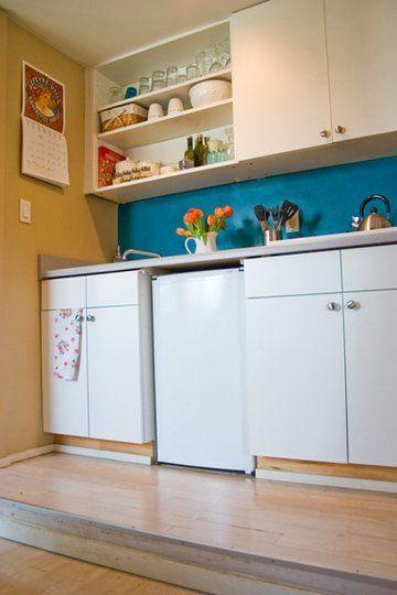 Roundup: 11 DIY Backsplash Ideas For Renters | Backsplash ...