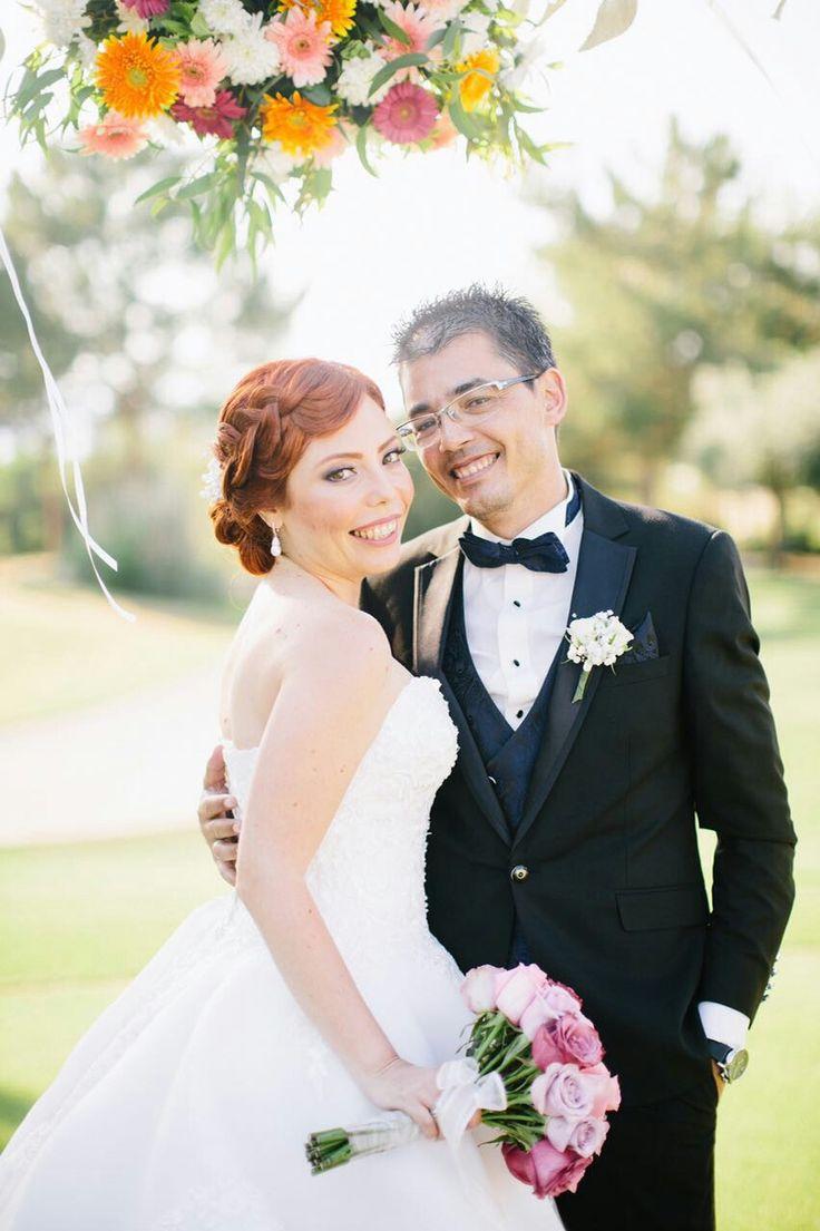 Benim seçimim 😇☺ . #Düğün #Gelin #Saçı 👰