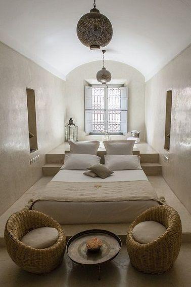 Les 25 meilleures id es de la cat gorie hammam marocain for Decoration chambre orientale