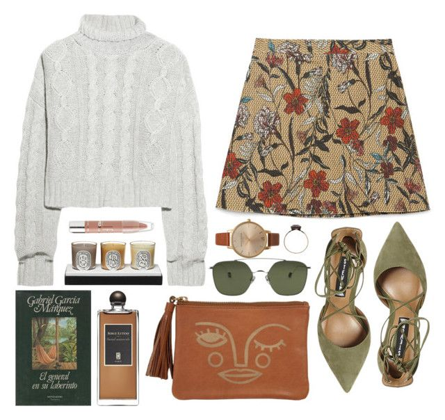 FAMILY TIME by mariimontero on Polyvore featuring polyvore fashion style Bamford Zara Steve Madden Olivia Burton Ahlem H&M Serge Lutens Diptyque clothing