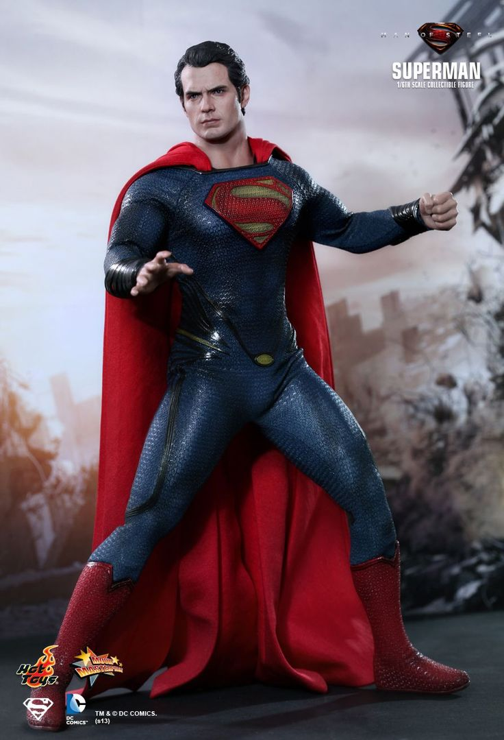 Hot Toys : Man of Steel - Superman 1/6th scale collectible figure