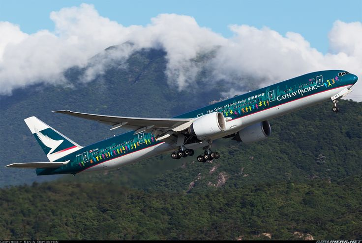 Boeing 777-367/ER - Cathay Pacific Airways | Aviation Photo #4410721 | Airliners.net
