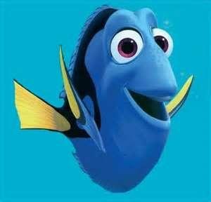 *DORY ~ Finding Nemo, 2003