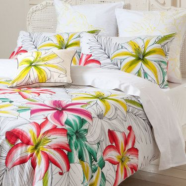 KS Studio Lilly Quilt Cover Set | Spotlight New Zealand