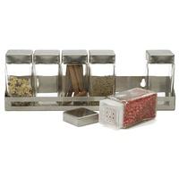Minimalist spice rack