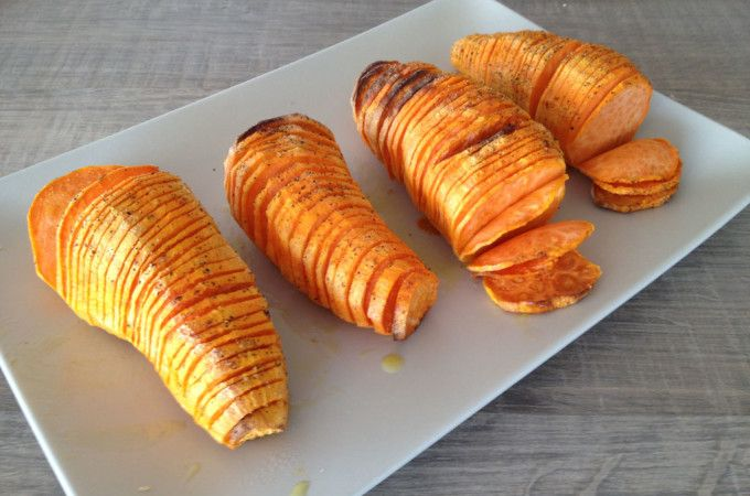 Easy Crispy Ovenbaked Sweet Potatoes (Better Than Fries) July 16, 2013 By The Fitness Recipes 3 Comments