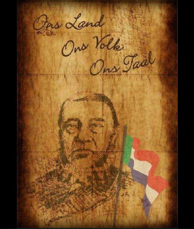 Die BOERVOLK: Ons Land! Ons Volk! Ons Taal!