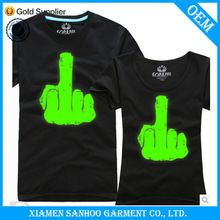 Fashional Party Couple Glow In The Dark T-Shirt  best seller follow this link http://shopingayo.space