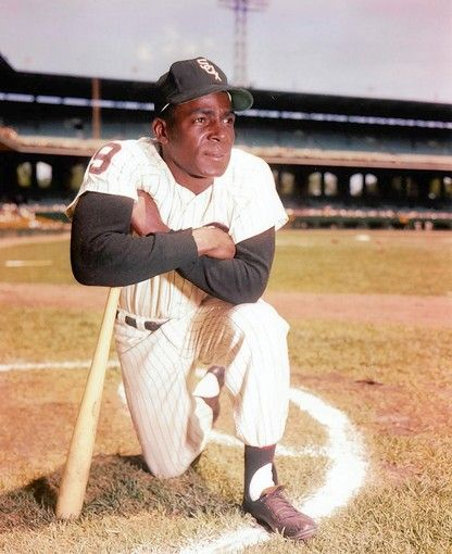 White Sox legend Minnie Minoso