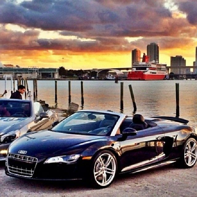 Audi Is An Amazing Rental Car Provided By SBER In Miami