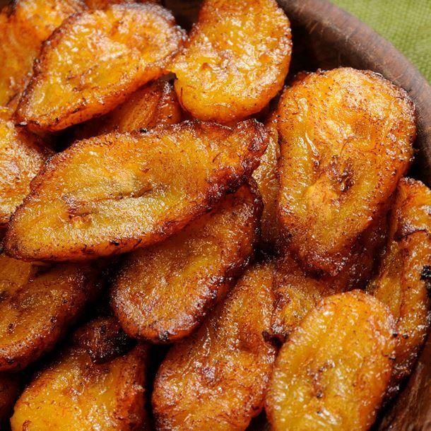 Beignets de bananes créoles