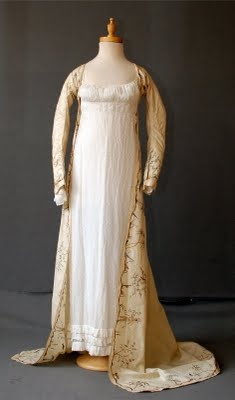 i-love-historical-clothing: regency women's fashion