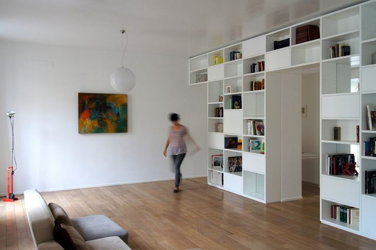 Casa PAS, Rome, 2014 - Piano B Architetti Associati