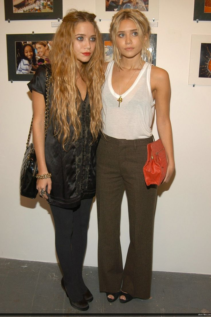 Miss Moon's Musings: I Wanna Go Shopping With...Mary-Kate and Ashley Olsen...