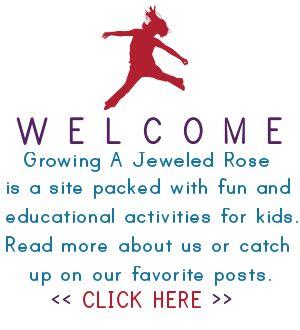 Сенсорная игра развлечения для детей | выращивания роз украшенный драгоценными камнями