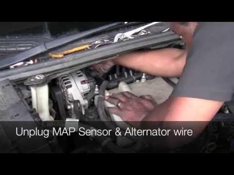 How To Change Spark Plugs on Buick Terraza, Chevy Uplander, Pontiac Montana