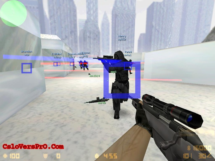 R-Aimbot v1.0 Download Free ~ Counter-Strike !